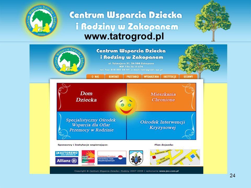 24 www.tatrogrod.pl