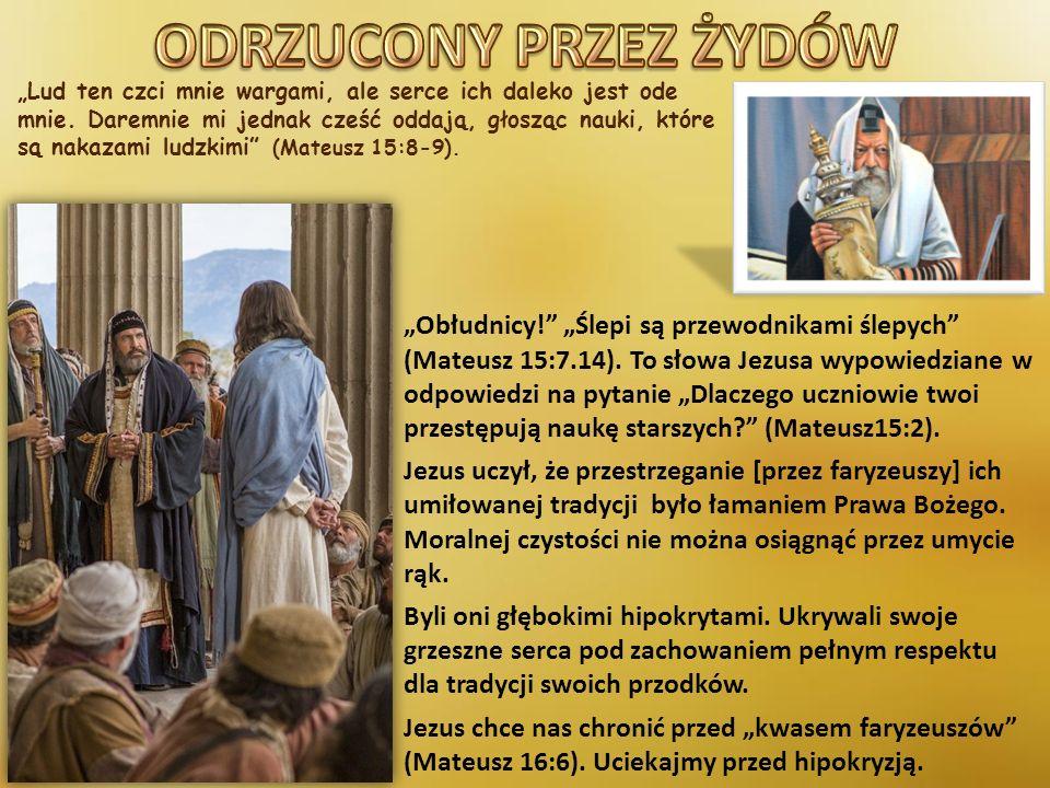 """""""I oto niewiasta kananejska, wyszedłszy z tamtych stron, wołała, mówiąc: Zmiłuj się nade mną, Panie, Synu Dawida."""