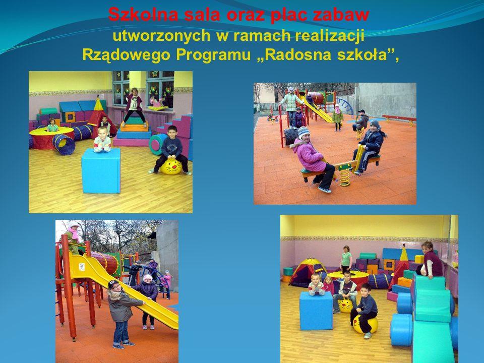 kolorowe sale gimnastyczne