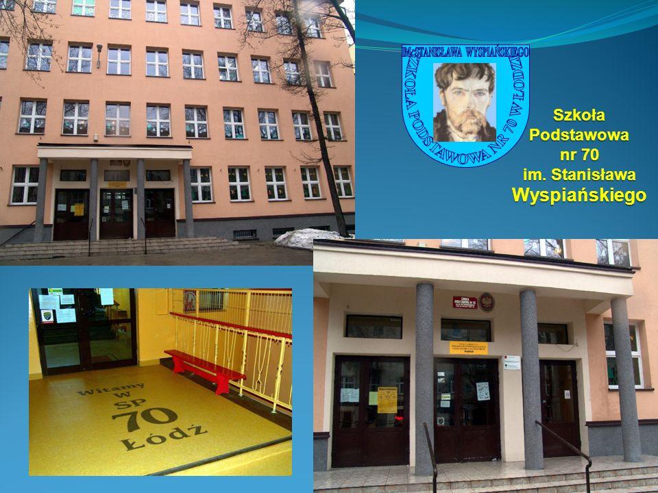 Szkoła Podstawowa nr 70 im. Stanisława Wyspiańskiego
