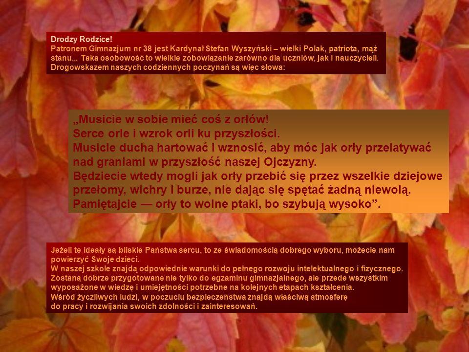 Gimnazjum nr 38 Łódź ul.Dubois 7/9