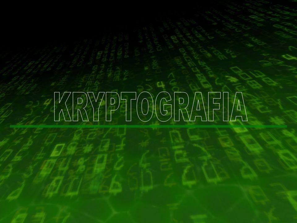 WSTĘP Czym jest kryptografia.