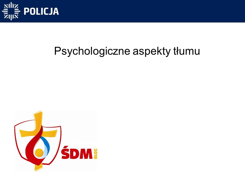 Psychologiczne aspekty tłumu
