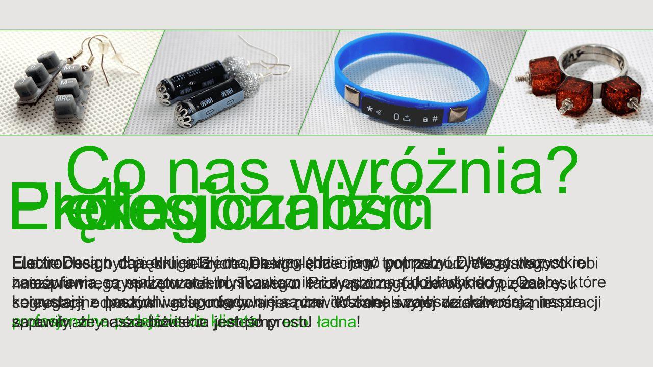 """ElectroDesign daje drugie życie """"elektro-śmieciom poprzez użycie starego i niesprawnego sprzętu elektronicznego."""