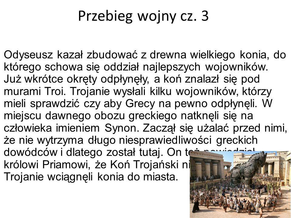 Przebieg wojny cz.