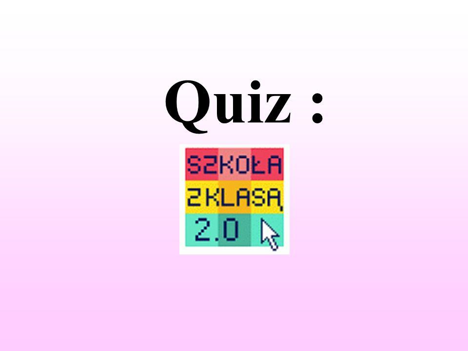 Quiz :