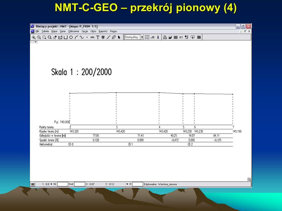 NMT-C-GEO – przekrój pionowy (4)