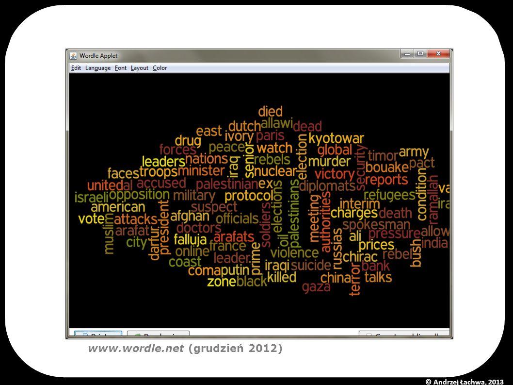 www.wordcount.org (grudzień 2012)