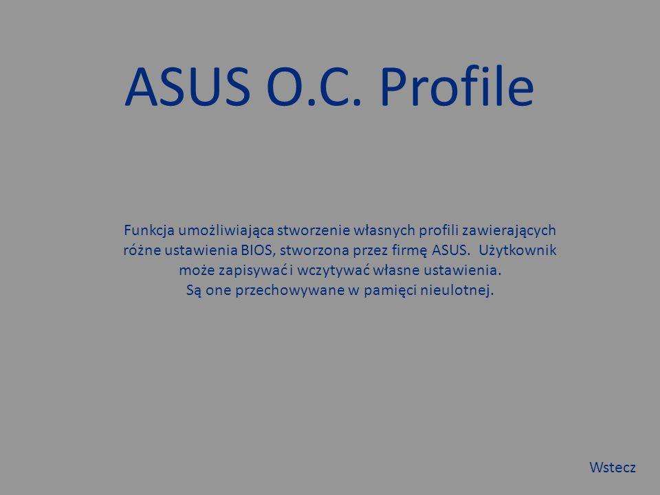 ASUS O.C.