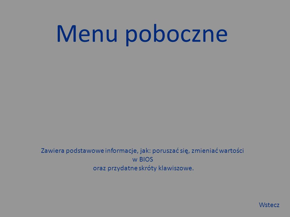 KOCIEC Wykonanie: Rafał Pawłowski 1TK 19