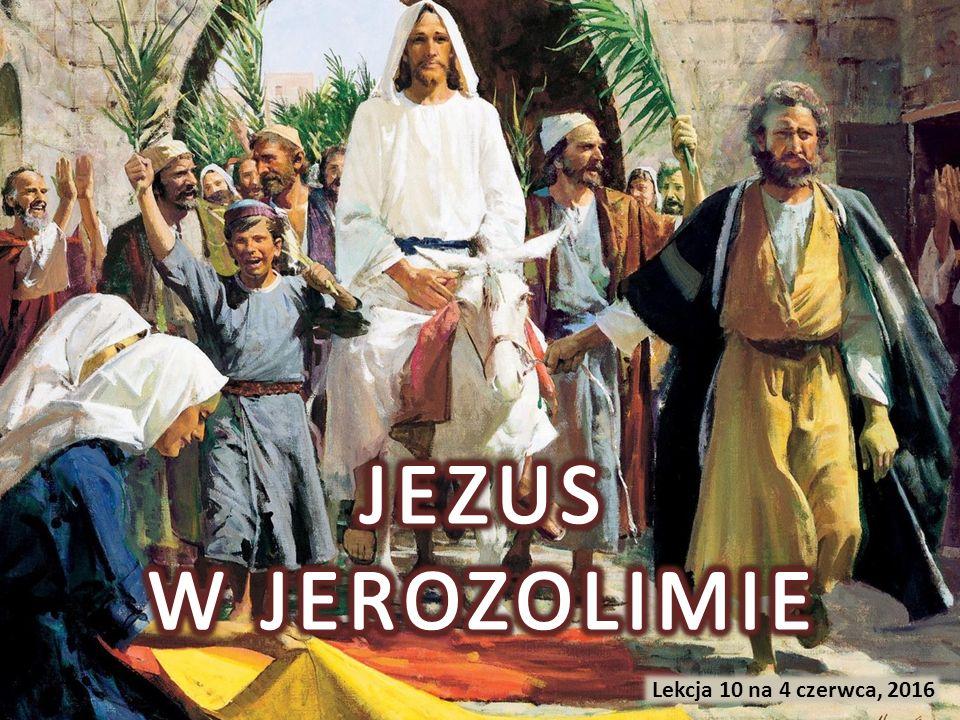 1.Przepowiedziane przyjście.Zachariasz 9:9; Aggeusz 2:6-9  Przepowiedziane przyjście.