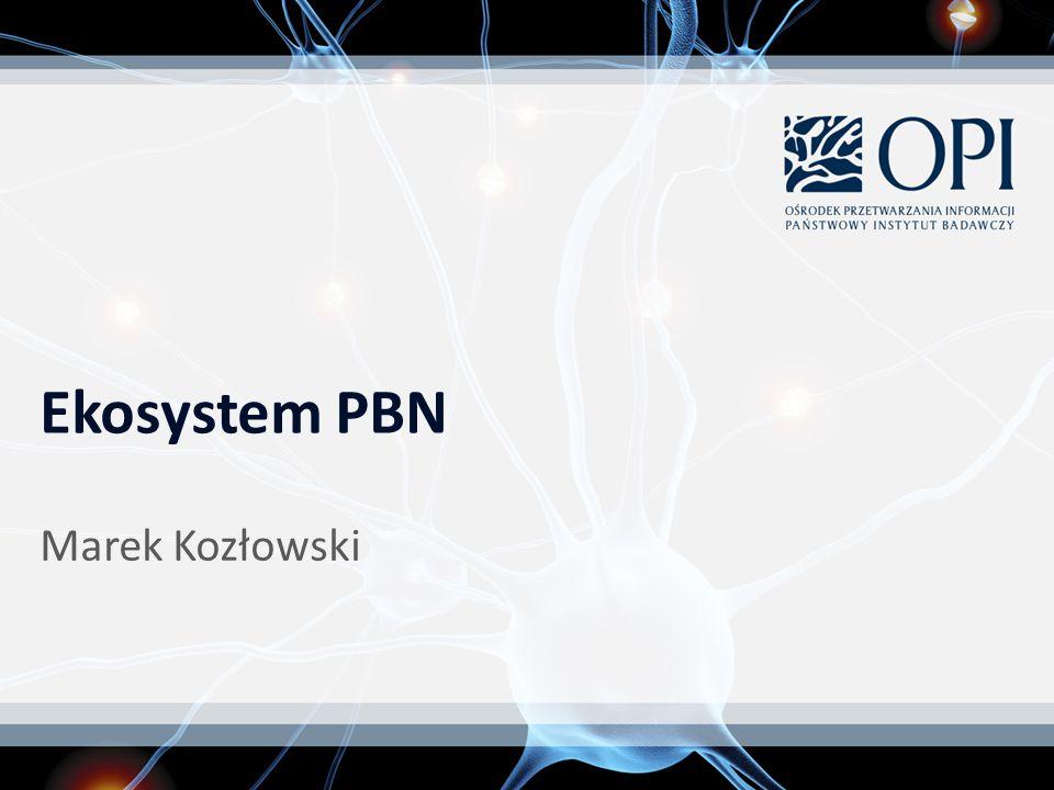 Marek Kozłowski Ekosystem PBN