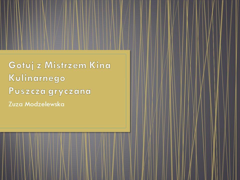 Zuza Modzelewska