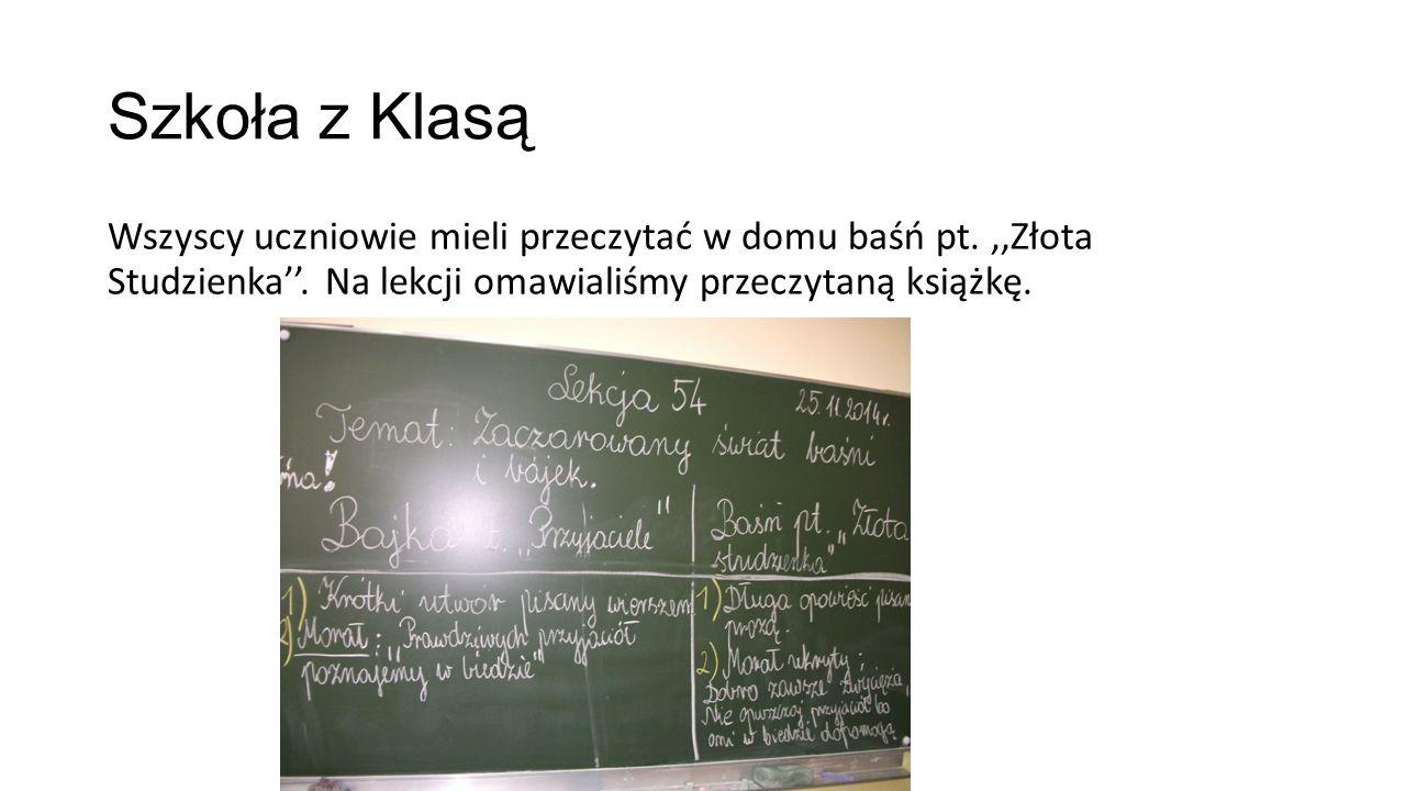Szkoła z Klasą