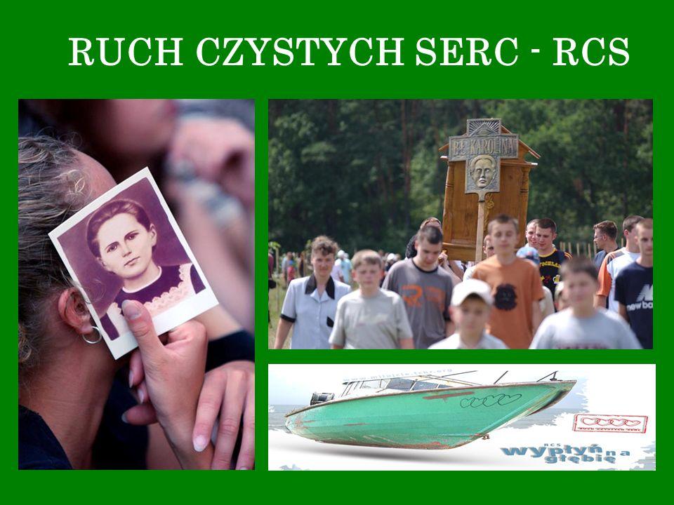 RUCH CZYSTYCH SERC - RCS