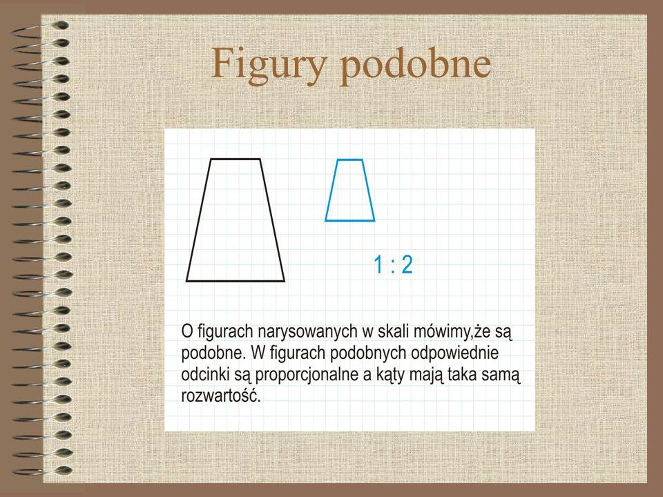 Twierdzenie Pitagorasa CIEKAWOSTKI W starożytności funkcjonowało podobne sformułowanie twierdzenia Pitagorasa: Suma pól kwadratów zbudowanych na przyp