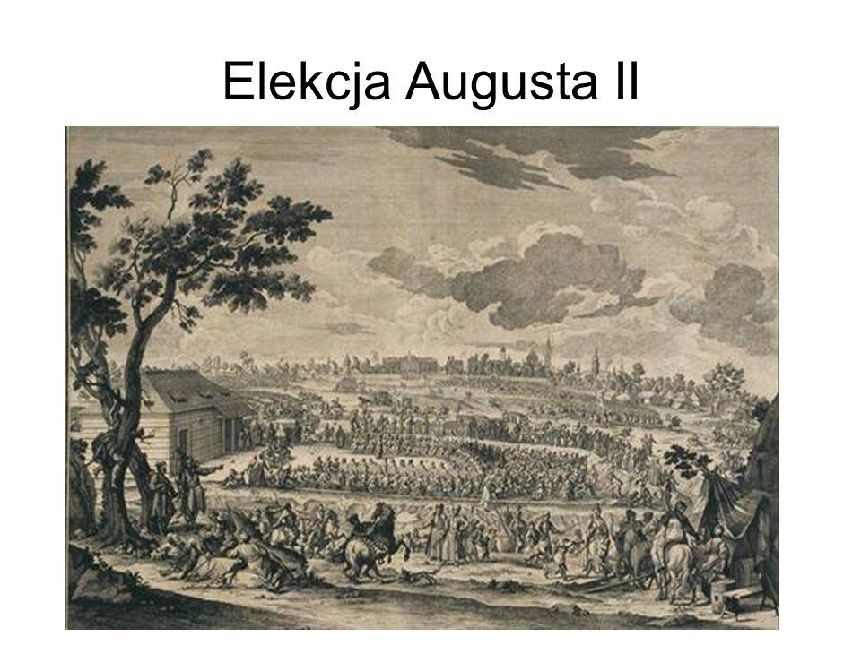Elekcja Augusta II