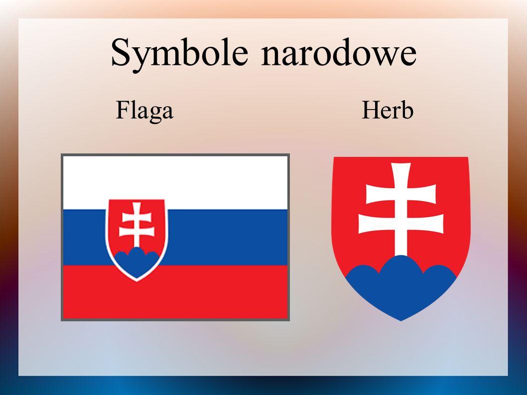 Symbole narodowe FlagaHerb