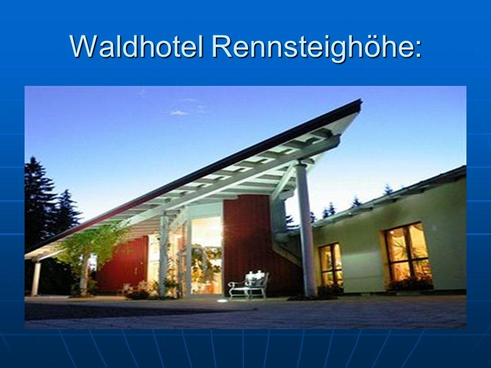 Waldhotel Rennsteighöhe: