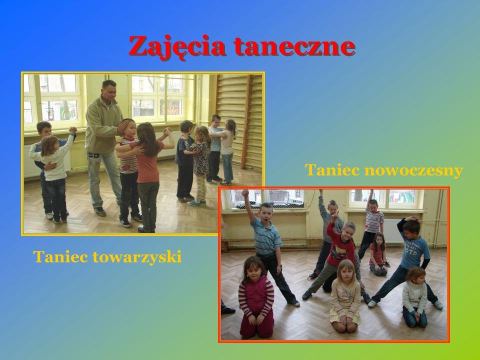 Zajęcia taneczne Taniec towarzyski Taniec nowoczesny