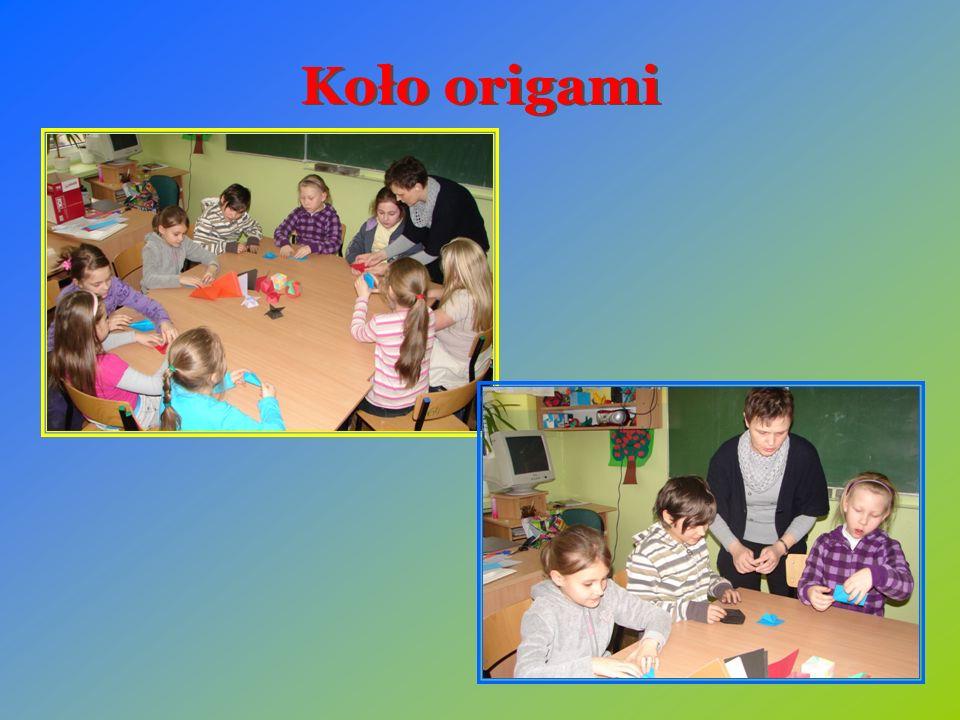 Koło origami