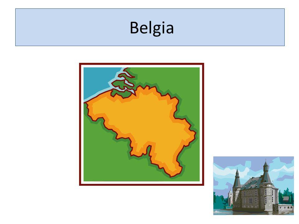 Królestwo Belgii Stolicą Belgii jest Bruksela.