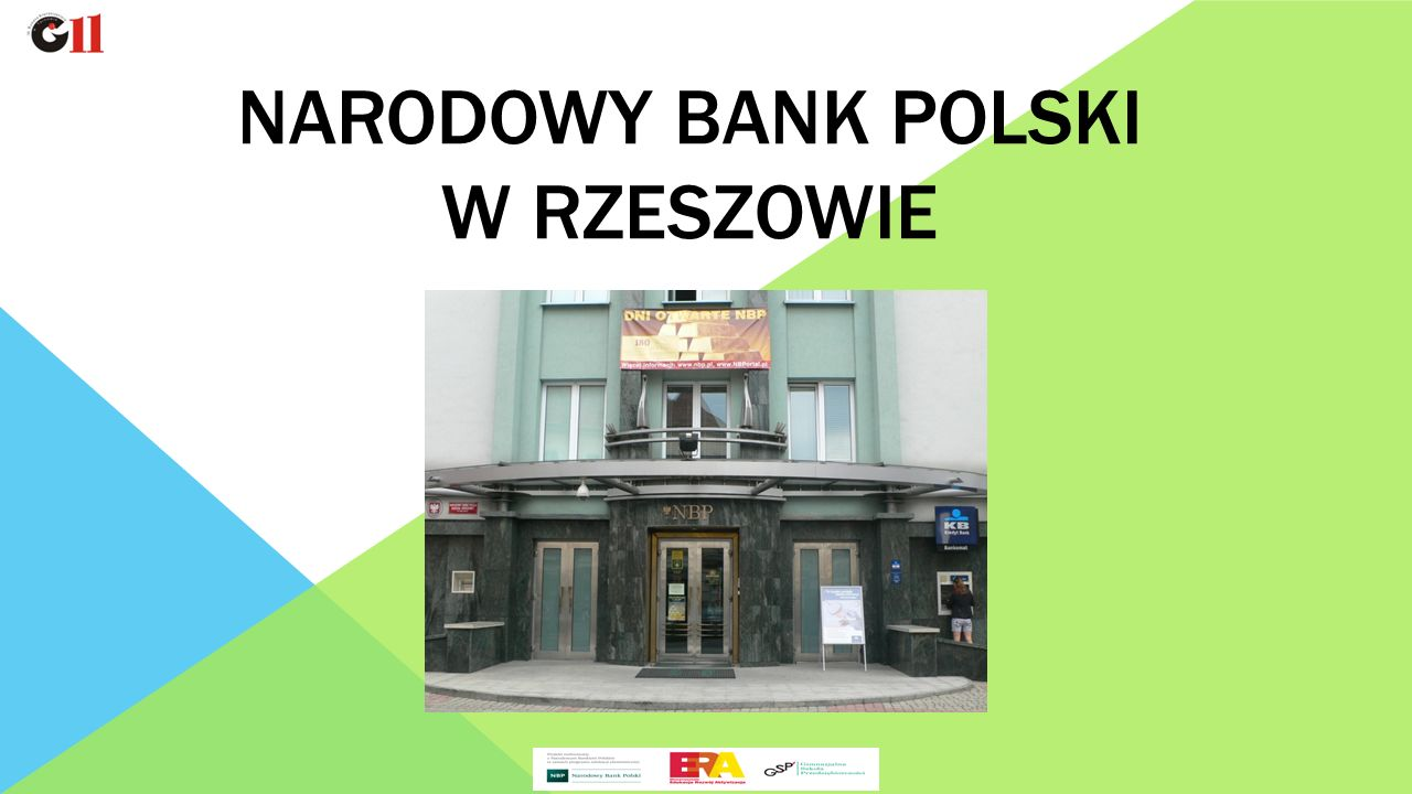NARODOWY BANK POLSKI W RZESZOWIE