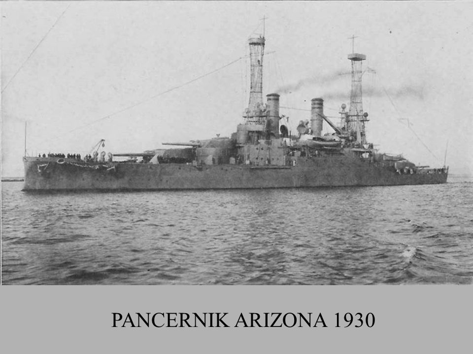 PANCERNIK ARIZONA 1930