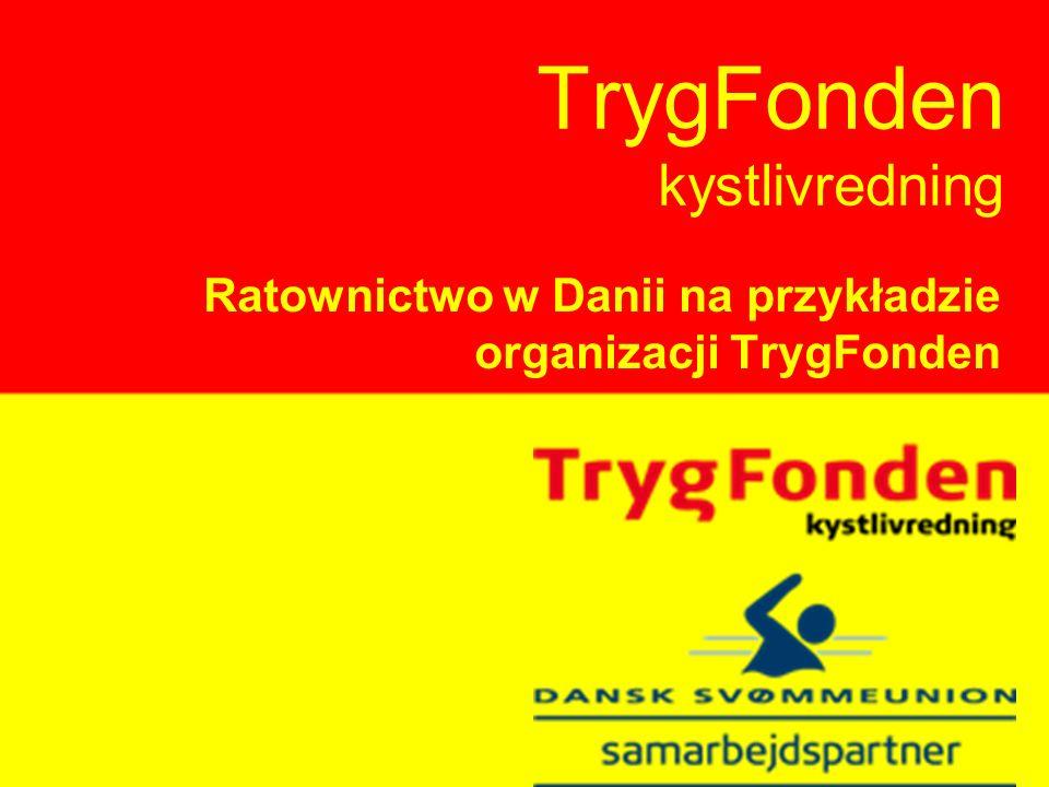TrygFonden kystlivredning Ratownictwo w Danii na przykładzie organizacji TrygFonden