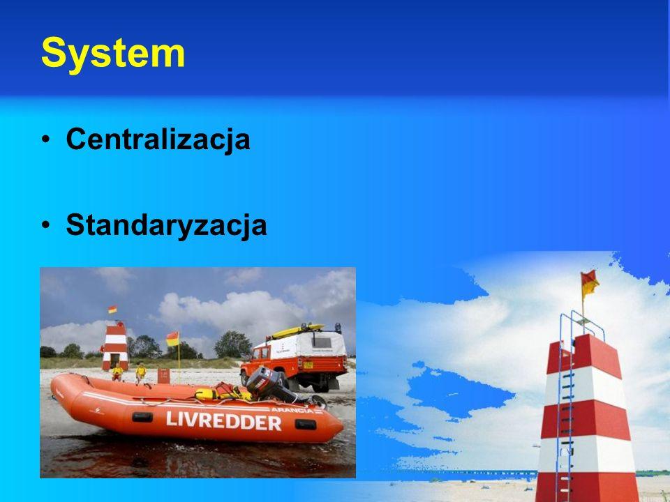 System Centralizacja Standaryzacja