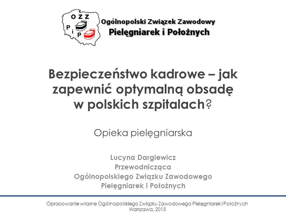 Bezpieczeństwo kadrowe – jak zapewnić optymalną obsadę w polskich szpitalach .