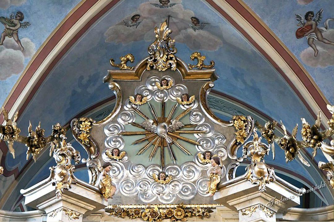 Parafia pw. Niepokalanego Poczęcia NMP Kościół pobernardyński (1690-1740)