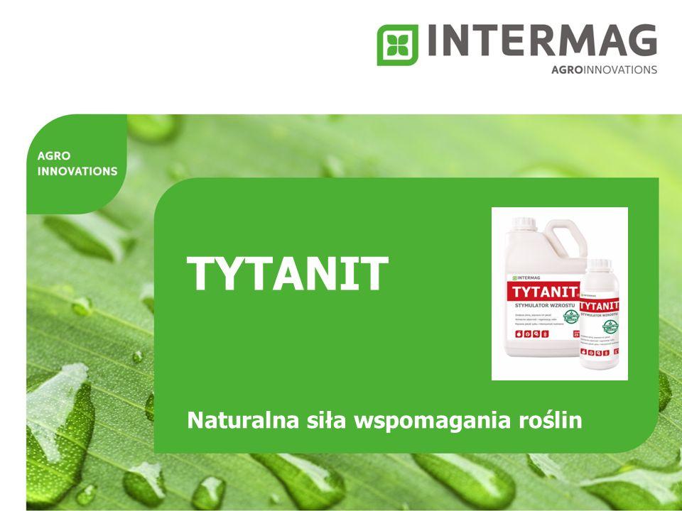 TYTANIT Mineralny stymulator wzrostu roślin