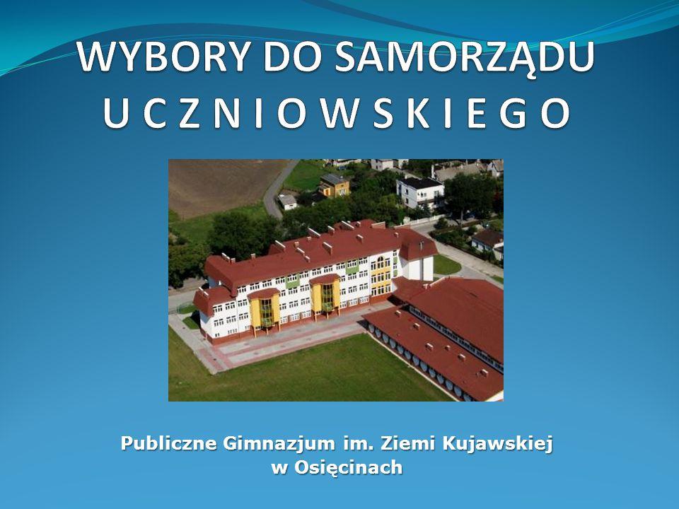 Publiczne Gimnazjum im. Ziemi Kujawskiej w Osięcinach
