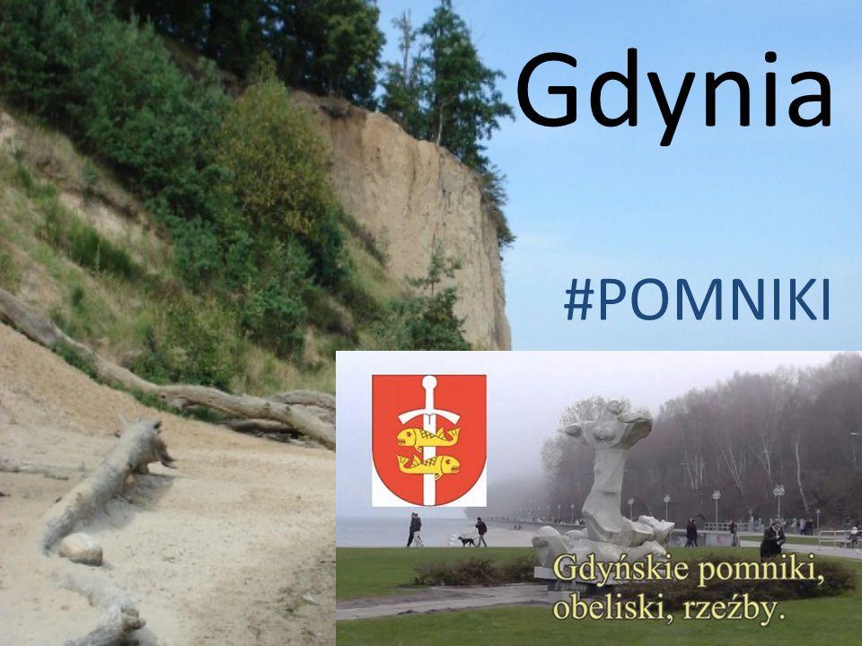 Gdynia #POMNIKI