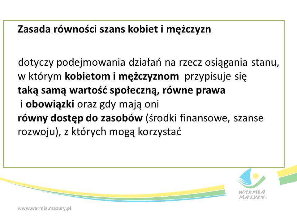 3 kryterium : W przypadku stwierdzenia braku barier równościowych, wniosek o dofinansowanie projektu zawiera działania zapewniające przestrzeganie zasady równości szans kobiet i mężczyzn, tak aby na żadnym etapie realizacji projektu nie wystąpiły bariery równościowe (maks.