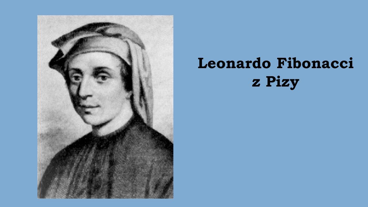 Leonardo Fibonacci z Pizy