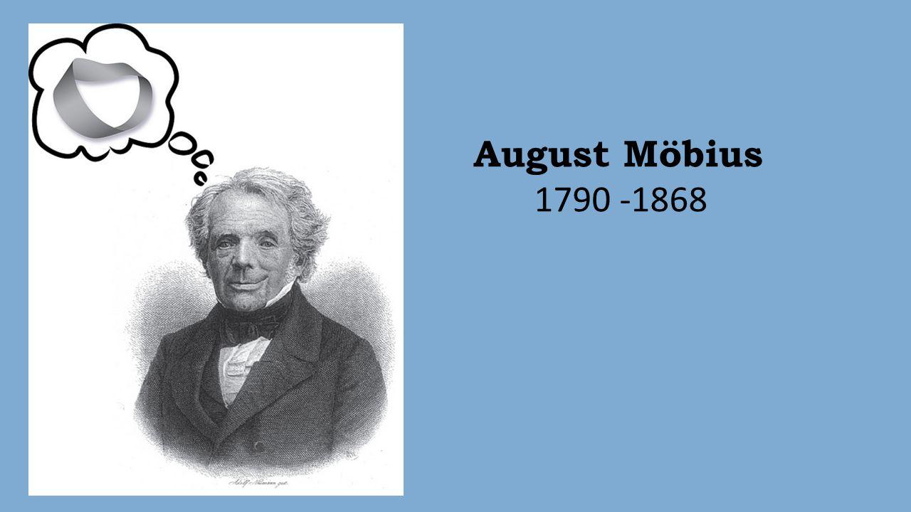 August Möbius 1790 -1868