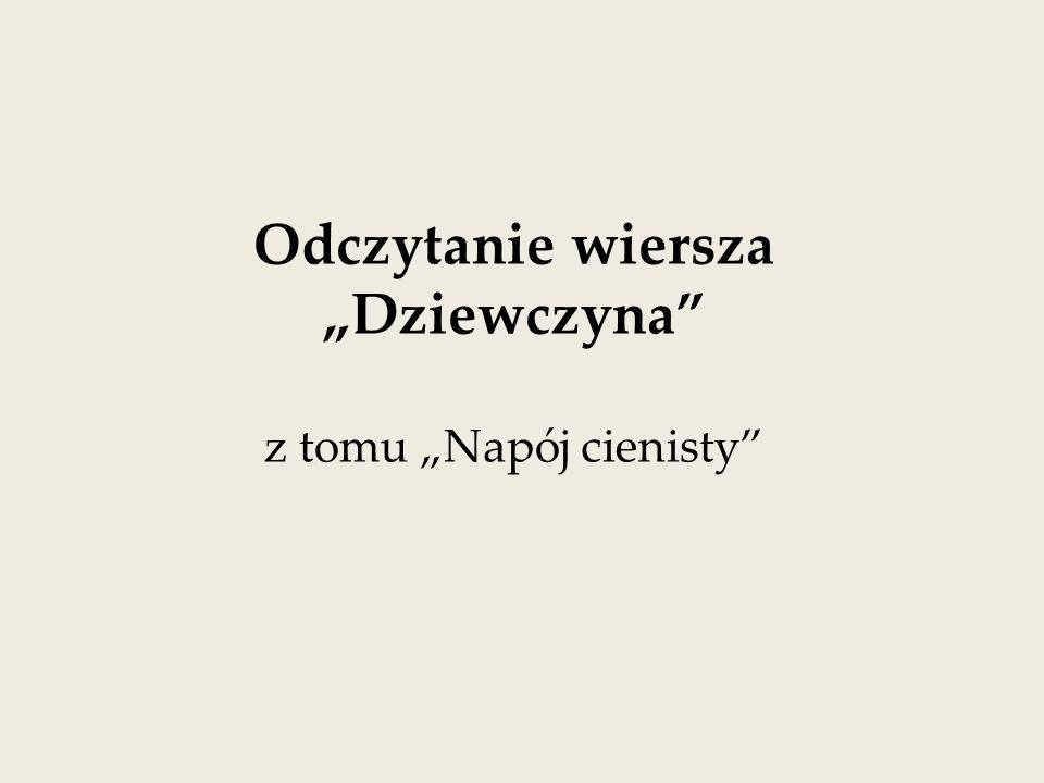 Odniesienie do koncepcji Bolesława Leśmiana