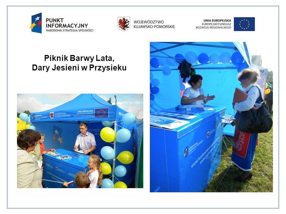 Piknik Barwy Lata, Dary Jesieni w Przysieku
