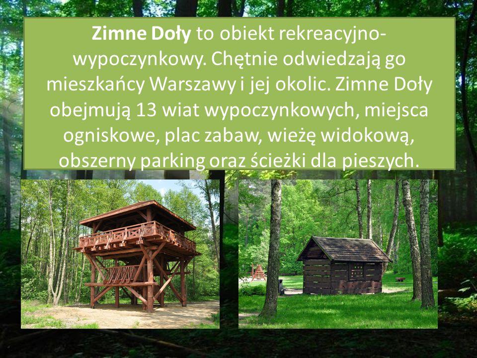 Ścieżka edukacyjna im.Nadleśniczego Mariana Domagały została utworzona w 2011r.