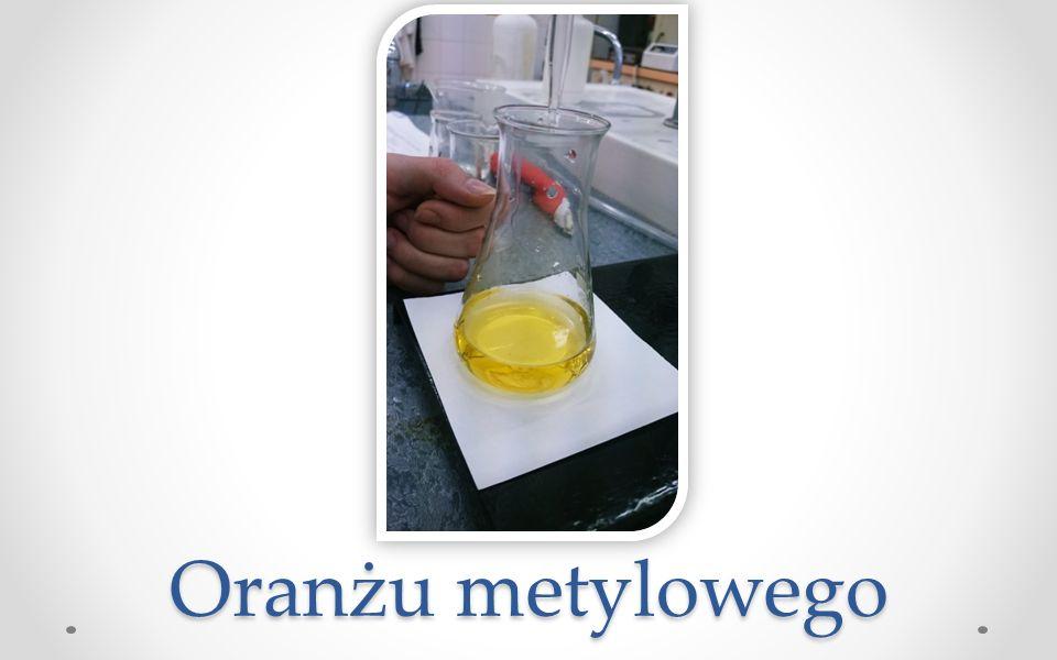 Oranżu metylowego