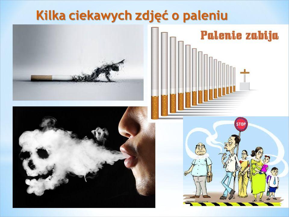 Kilka ciekawych zdjęć o paleniu