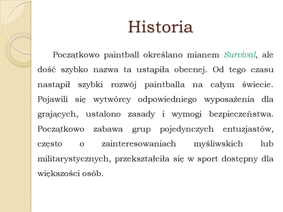Paintball w Polsce Skutecznie działa także liga dla graczy leśnych - Turniej Drużyn Leśnych, którego historia sięga roku 2004, a w edycji 2009, oprócz turnieju ogólnopolskiego, prowadzone są rozgrywki w ramach Konferencji lokalnych - Północnej, Południowej, Wschodniej i Zachodniej (adres strony, wraz z wynikami na żywo www.tdlonline.pl).