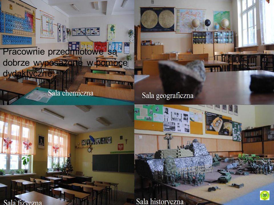 Z patronem w świat nauki i tradycji - uczniowie aktywnie włączają się w organizację uroczystości szkolnych.