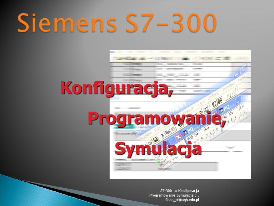 S7-300.:: Konfiguracja Programowanie Symulacja ::.