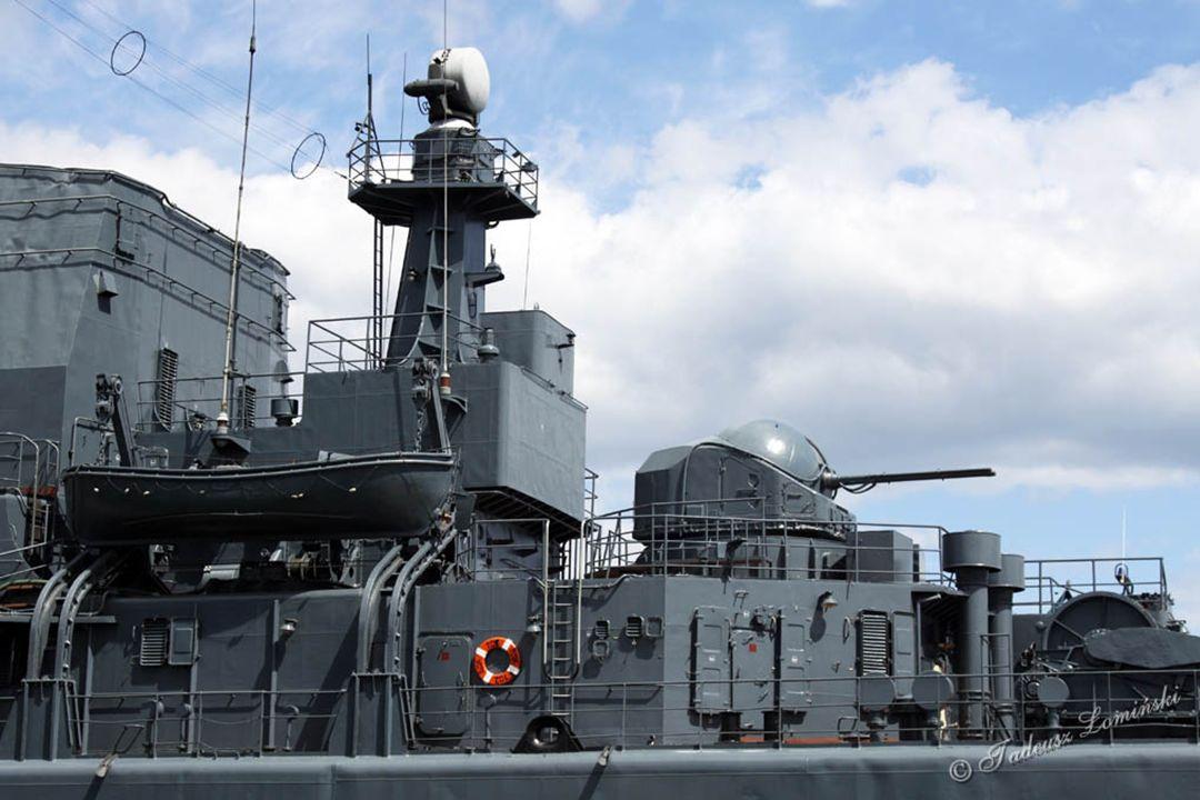 Ćwiczenia Baltops 2012 rozpoczął 1 czerwca zlot okrętów w Gdyni.