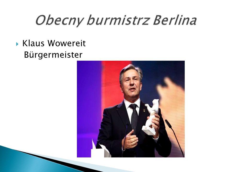  Klaus Wowereit Bürgermeister