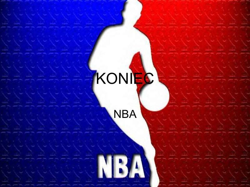 KONIEC NBA