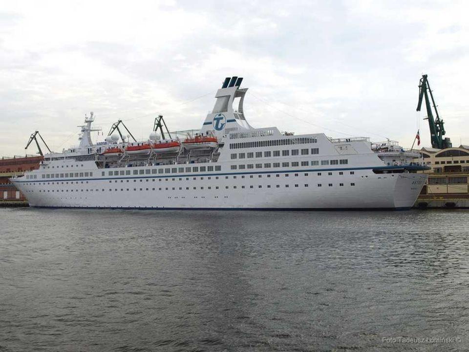 ASTOR – Bahama; rok budowy/ przebudowy – 1987/ 1997 Długość 176 m, zanurzenie 6,1 m, GT- 20.606 Miejsc pasażerskich – 650